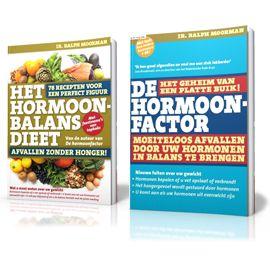 De Hormoonfactor, 2 licht verteerbare boekjes die je op weg kunnen helpen. Mooie uitgave, in vlaanderen hebben we de voedselpiramide, ze zijn elkaar waardig.