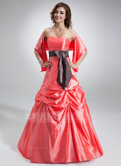 Maybe, but with some twiking.  Bridesmaid+Dresses+-+$129.99+-+A-Line/Princess+Sweetheart+Floor-Length+Taffeta+Bridesmaid+Dress+With+Ruffle+Sash+(007001010)+http://jjshouse.com/A-Line-Princess-Sweetheart-Floor-Length-Taffeta-Bridesmaid-Dress-With-Ruffle-Sash-007001010-g1010
