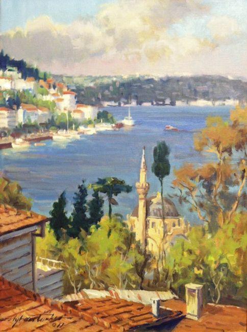 Ayhan Türker – Aldatmayan Resimler '12 - Türker Art