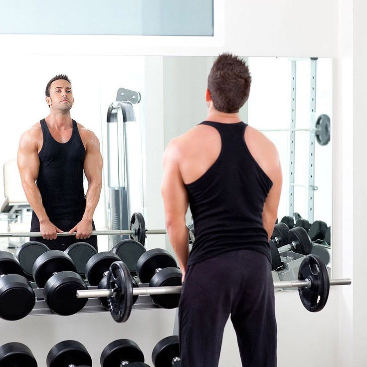 Working Out At Home Could Feel Discouraging Without The Right Environment So Pump Up Your Space With Our Mirasafe Gym Mirrors Wi Gym Mirrors Gym Bodybuilding