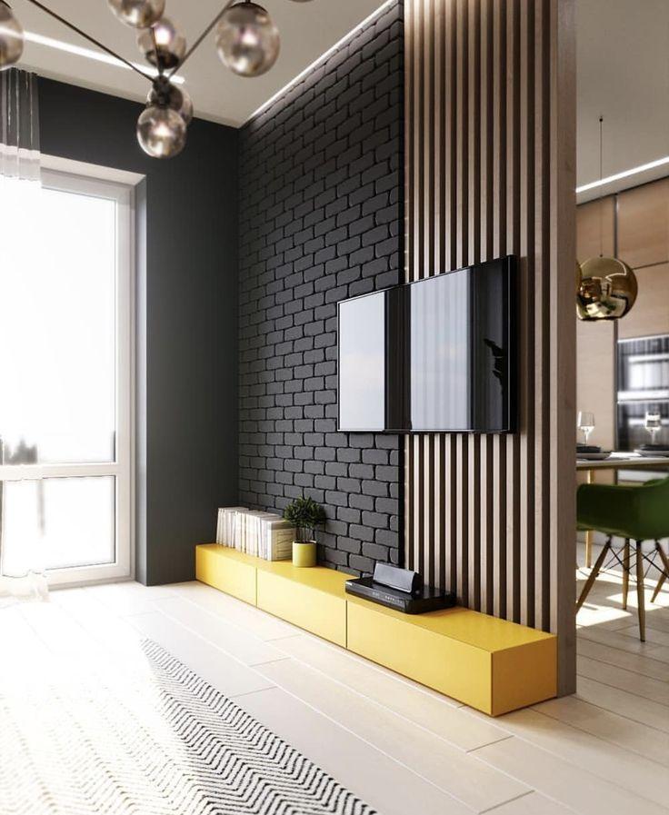 como #extra # peça # ao lado de # sala de estar # parede   – TV-Gerät