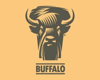 Buffalo logo by Gal for Financial institution