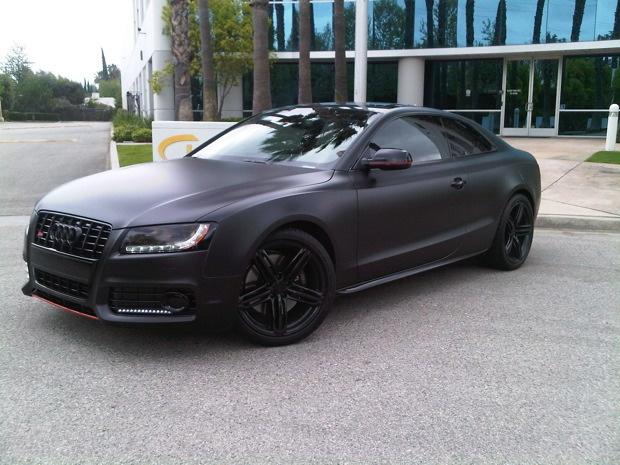 Love Audi S5 in Matte Black | My Style | Pinterest | Matte ...