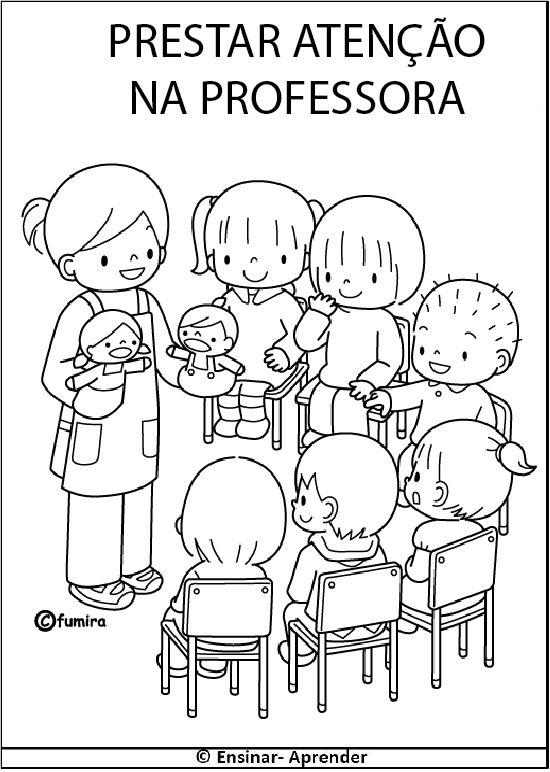 """""""Cantinho do Educador Infantil"""": PLAQUINHAS, REGRAS, COMBINADOS E ROTINA ILUSTRADA PARA SALA DE AULA E ESCOLA"""