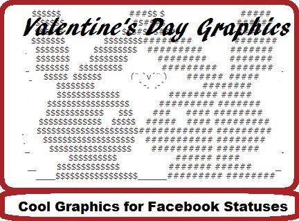 valentine's day status for facebook