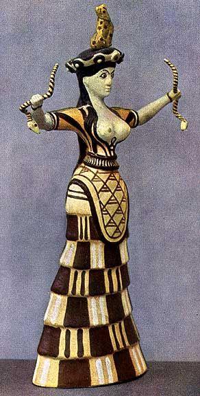 Minoan Snake Goddess Essay Checker img-1