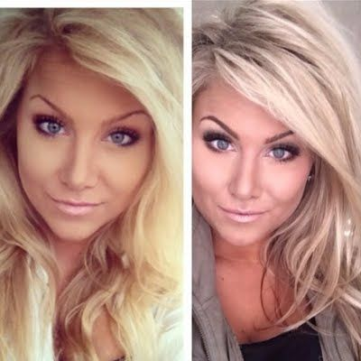 Tone Down The Brassiness And Get Beautiful Blonde Hair