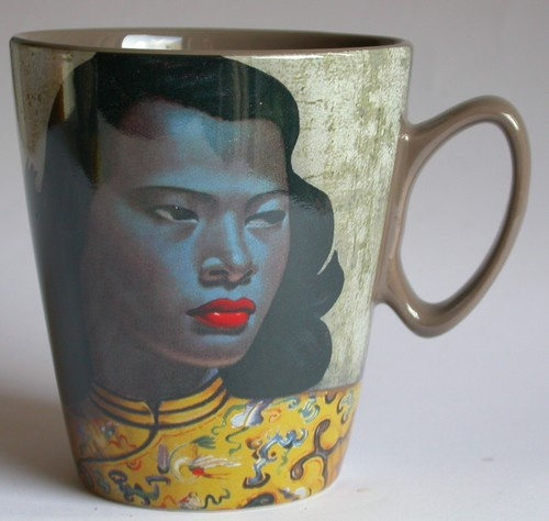 TRETCHIKOFF 250ml MUG CHINESE GIRL The Land of Lost content is the world's largest and best collection of British popular culture owned by Stella Mitchell and designer Wayne Hemingway. Wayne Hemingway's design team have taken Vladimir Tretchikoff's painting of beautiful ladies and turned them into instant art for everyday use.