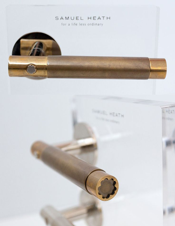 Bespoke Door Handles | Squire and Partners