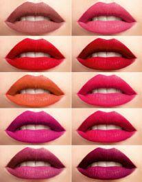 Жидкая губная помада-мусс The ONE Lip Sensation