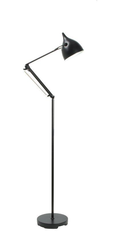 Zuiver Reader - leeslamp - zwart - mat