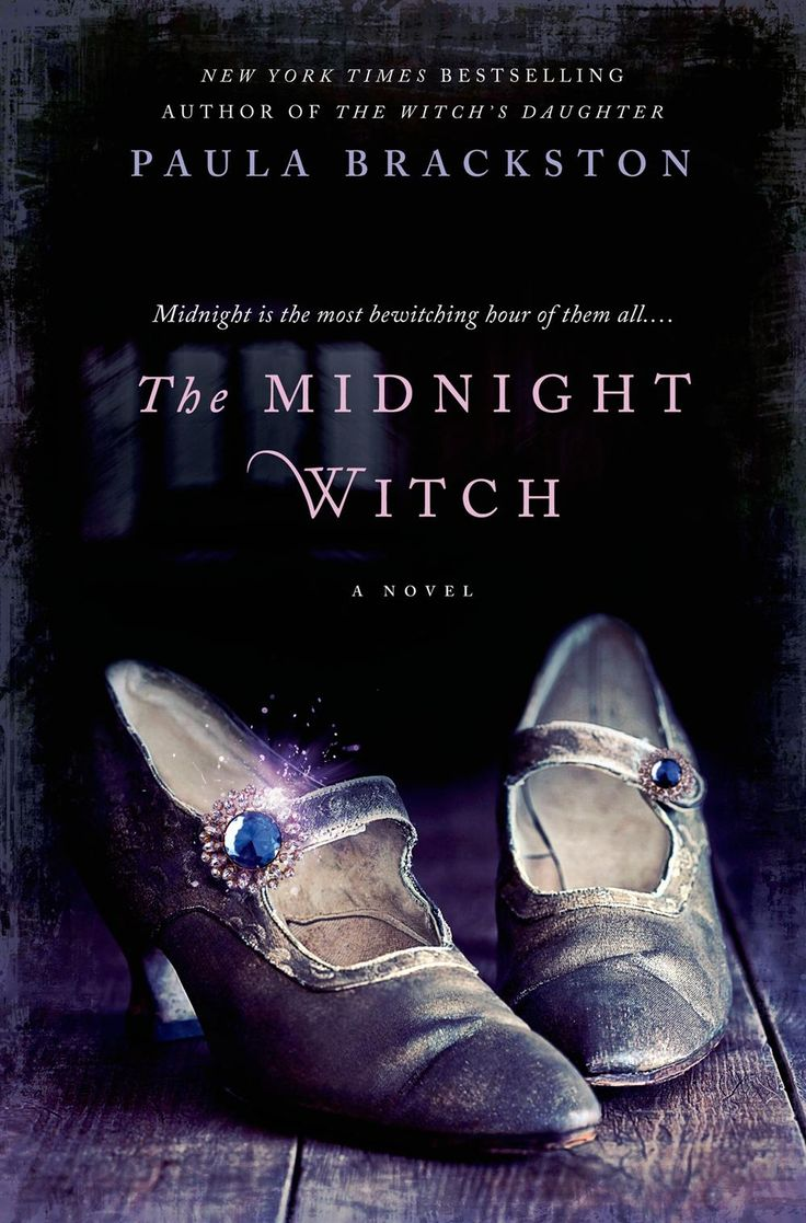 The Midnight Witch by Paula Brackston -- Spanning the opulence of Edwardian London and the dark days of World War I, The Midnight Witch is the third novel from New York Times bestselling author Paula Brackston.