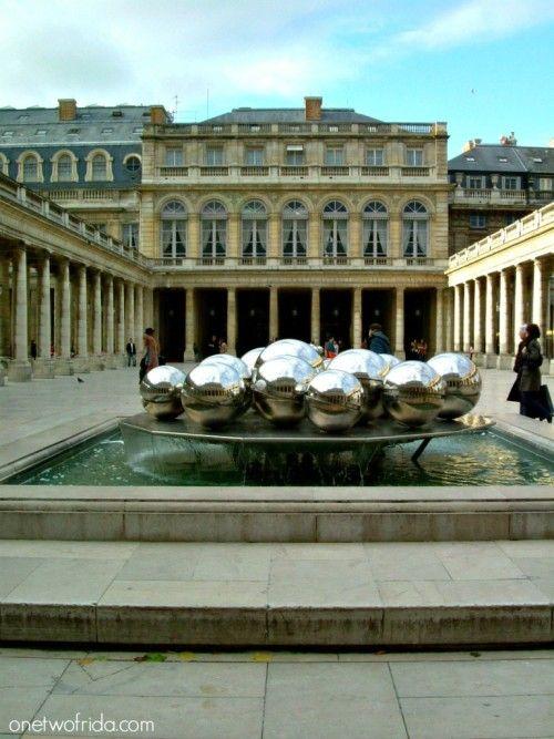 Parigi: palais royal