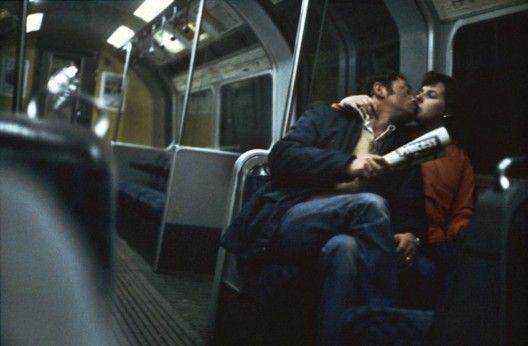 Bob Mazzer's moving photographs of London Underground lives