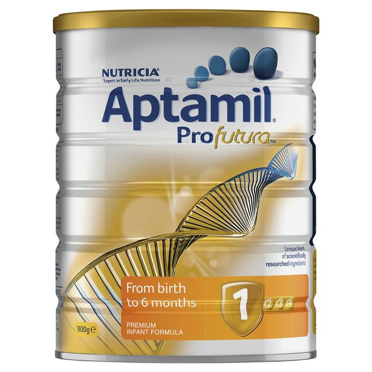 Buy Aptamil Profutura Infant Formula 0-6 months 900g Online at Chemist Warehouse®
