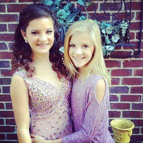 Brooke and Paige Hyland  they are both so pretty!!! love you both!!!!!!!!!!!!!!!!!!!!!!!!!!