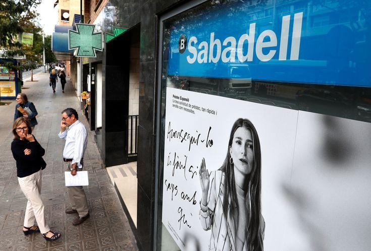 El banco Sabadell gana 6538 millones de euros un 11% más que en 2016