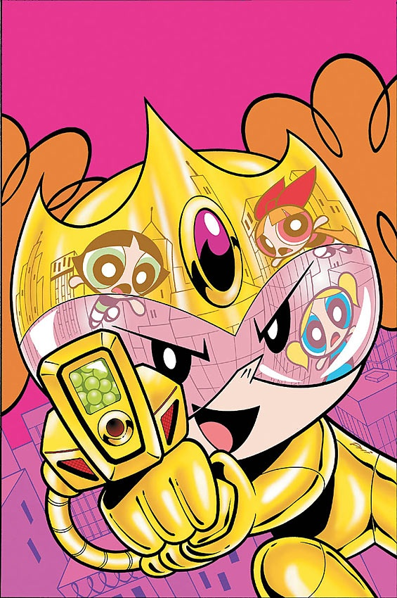 Princess Morbucks - Powerpuff Girls