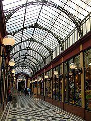 Photo de Passage des Princes, Paris 02, PA00086091
