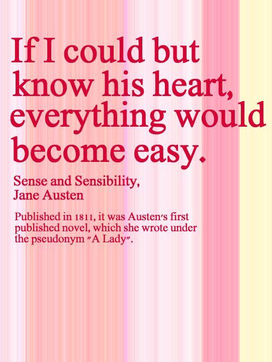 Jane, Jane, Jane: Sense And Sensibl, Sensibl Quotes, True Forever, Jane Austen, Things Jane, Austen Quotes, Feminine Grace, Sen And Sensibl