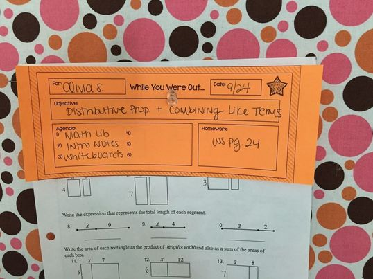 How 6 Secondary Teachers Keep Their Classrooms Organized   The TpT Blog