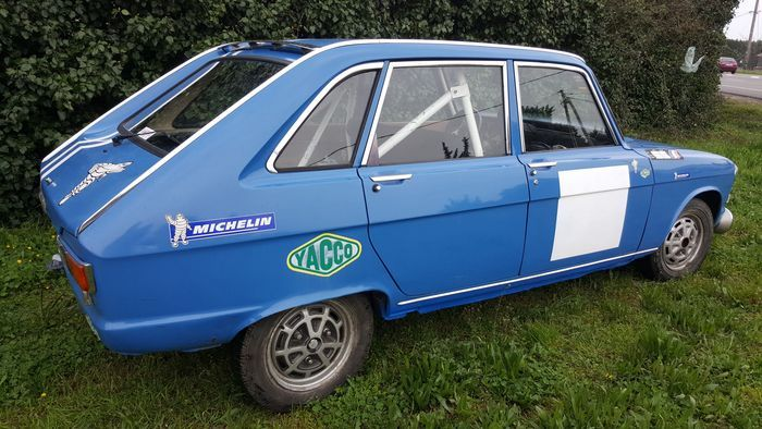 Renault - 16 TX - 1974