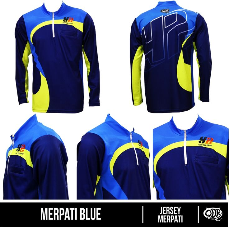 QDR Blue (Jersey Merpati) Bahan: Dry-fit printing: sublimasi untuk pemesanan: BBM D5443117 Qdr online shop WA/LINE 081222970120