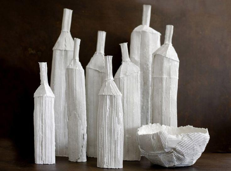 бумажная глина,поделки