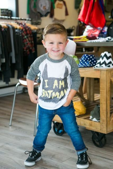 Picture Of awesome and trendy haircuts for little boys  20