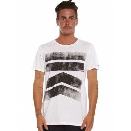 Mens White Edition Tee by ST.GOLIATH