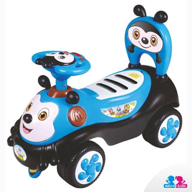 Dieses Rutschfahrzeug wurde aus erstklassigem Kunststoff hergestellt. Es lässt sich sehr leicht führen, ist dabei sehr stabil und sorgt für einen fantastischen Spielspaß!   #rutscher #rutschfahrzeug #kinderrutscher #spielzeug