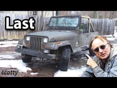 Custom Jeep Wrangler Sahara 2018 La Auto Show Youtube Jeep