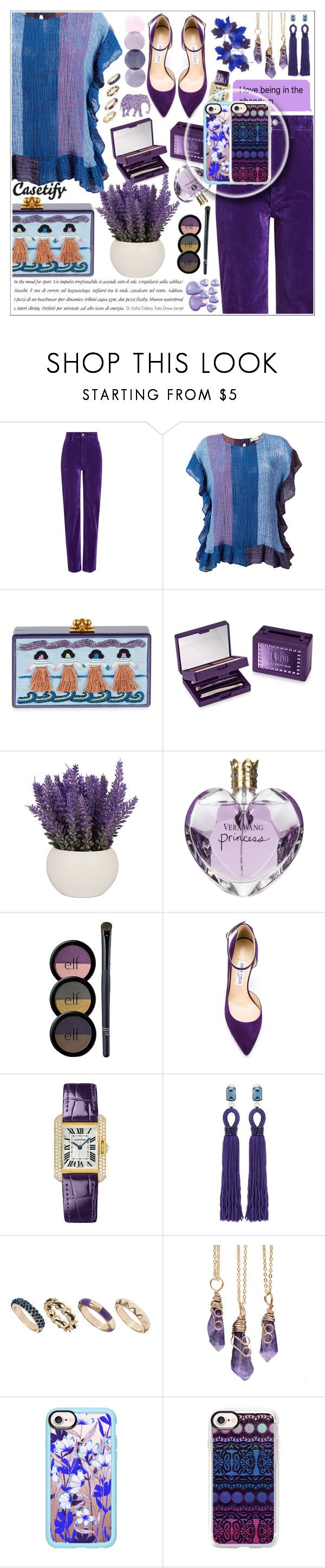 """""""Casetify NO4 ♥ ♥"""" by av-anul ❤ liked on Polyvore featuring Marc Jacobs, MASSCOB, Edie Parker, Urban Decay, Vera Wang, e.l.f., Jimmy Choo, Cartier, Oscar de la Renta and ASOS"""