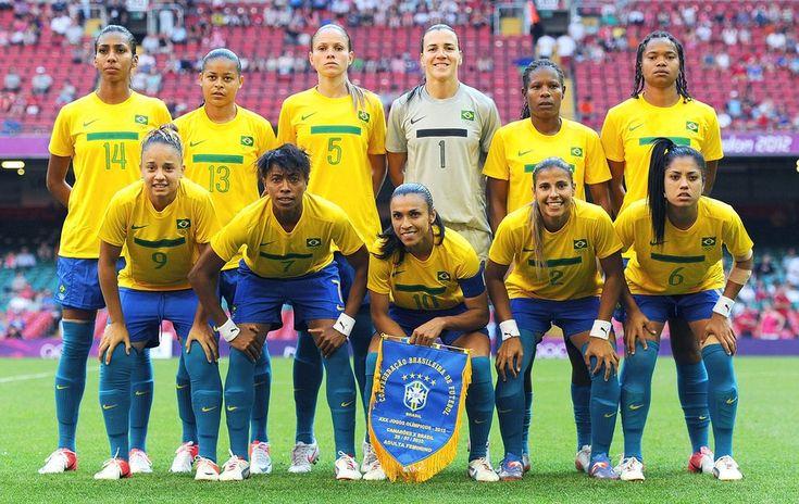 FOTOS: seleção feminina do Brasil estreia contra Camarões - globoesporte.com