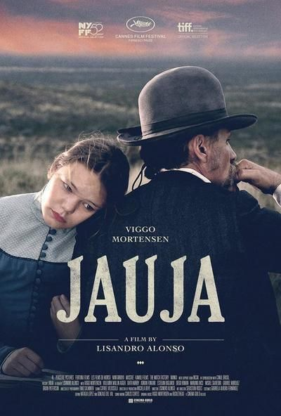 Jauja, 2014, by Lisandro Alonso. A surreal western!