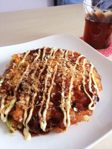 ダイエットに☆ 豆腐のお好み焼き by bububu333