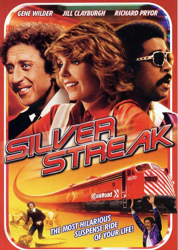 ''Silver Streak'' - (1976) Train Movie / comedy/ thriller
