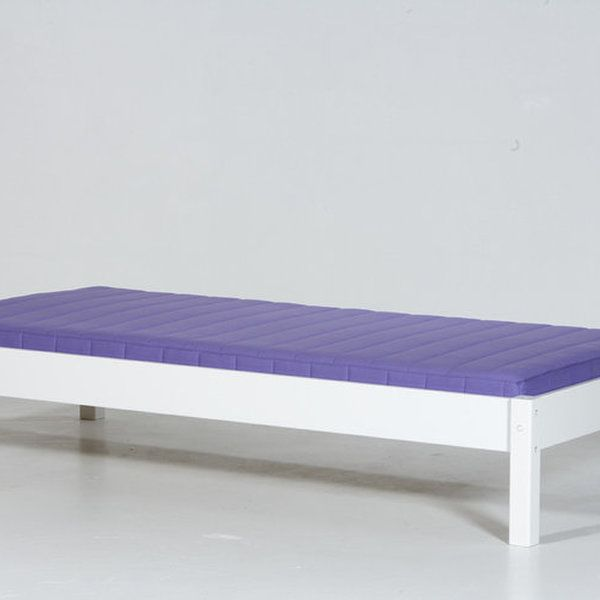 Manis-H 90x160 junior bed laag / bed & poten 1 kleur