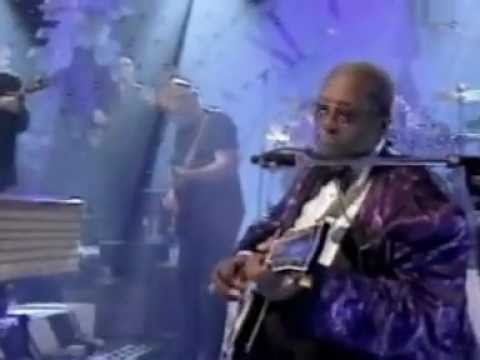 B.B.King & David Gilmour - Eyesight To The Blind. This is good!