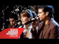 Tu Estas Aqui - Jesus Adrian Romero feat. Marcela Gandara - YouTube