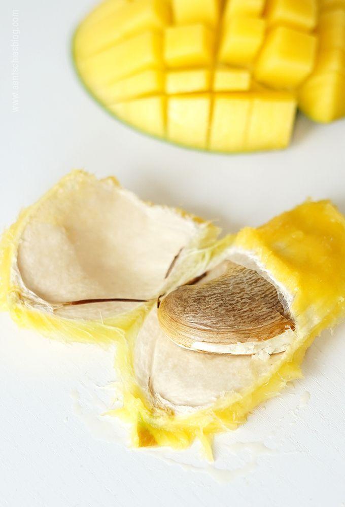 Zieh die Mango-Pflanze selbst aus