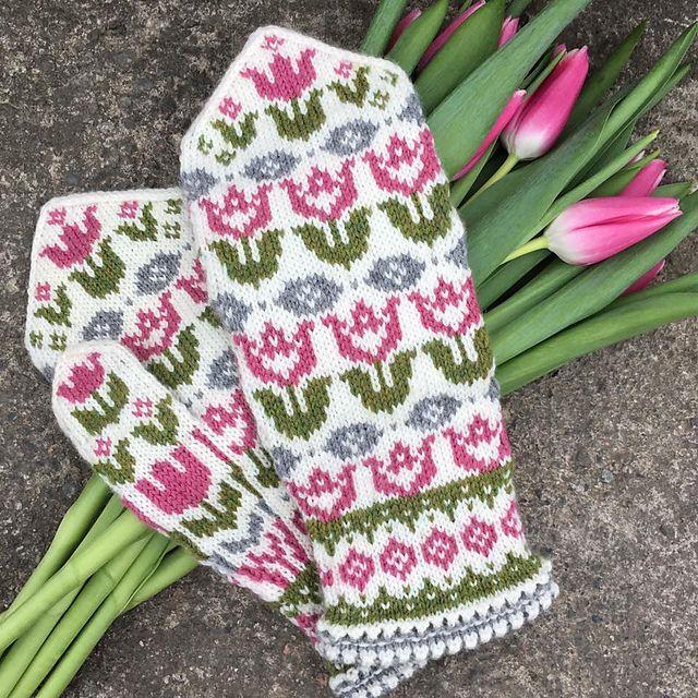 Ravelry: Hippa Tulippa pattern by JennyPenny