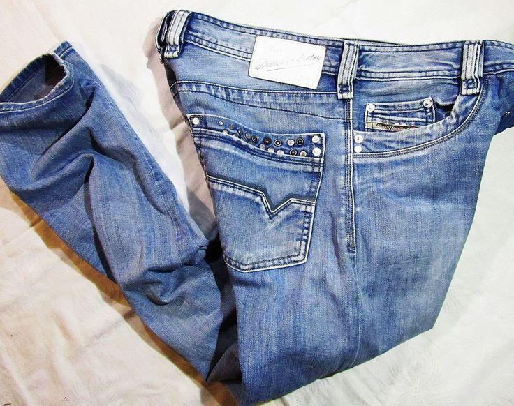 Autentic mens jeans Diesel model Timmen  W32 L30 #Diesel #Slim