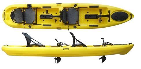 NEW PedalFish 14 Duo Pedal Kayak