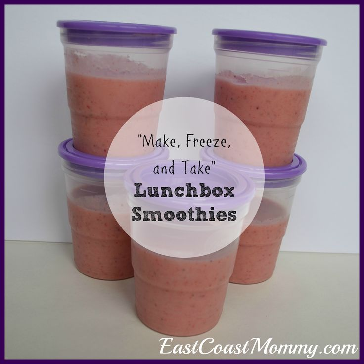 Such a great idea for school lunches!