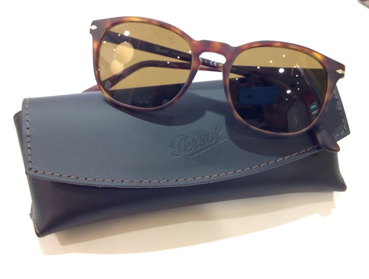 New Persol at Be Seen Optics!