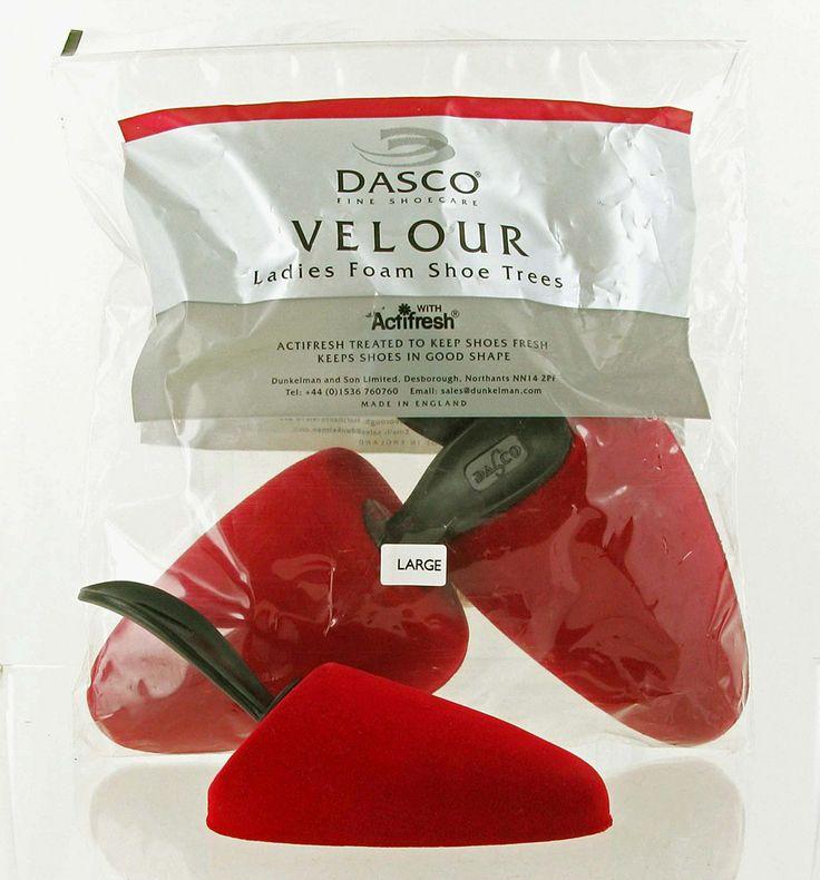 Ladies Velour Shoe Trees