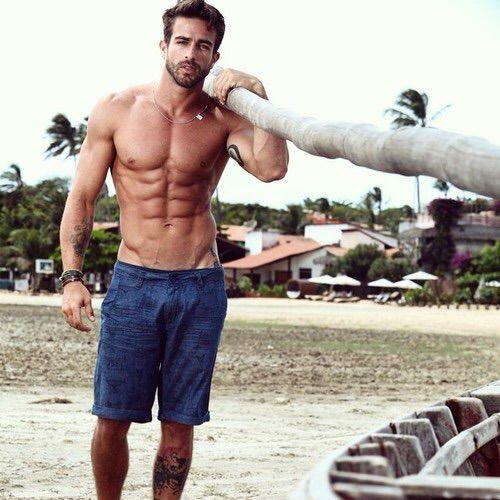Image via We Heart It #man #men #sexy #handsomeman