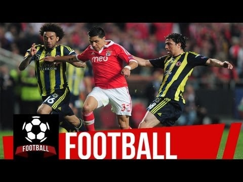 FOOTBALL -  Benfica 3-1 Fenerbahce - Oscar Cardozo scores two superb goals! | Europe League | Match Reactions - http://lefootball.fr/benfica-3-1-fenerbahce-oscar-cardozo-scores-two-superb-goals-europe-league-match-reactions/