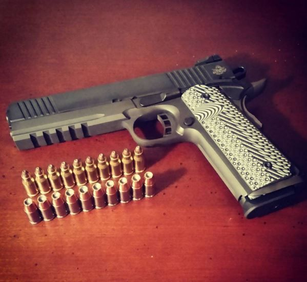 Rock Island Armory 1911 - 22 TCM & 9mm in one Handgun